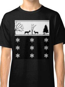 Winter Scenery Classic T-Shirt