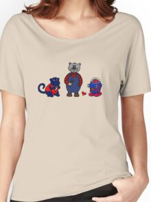 Toy Characters Women's Relaxed Fit T-Shirt
