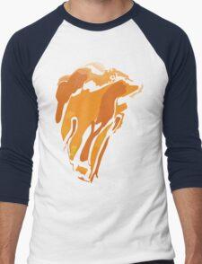 Abstract Fall Men's Baseball ¾ T-Shirt