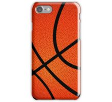 Sports Basketball iPhone Case/Skin