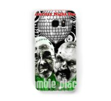 zombie disco Samsung Galaxy Case/Skin