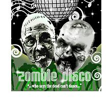 zombie disco by yvonne willemsen