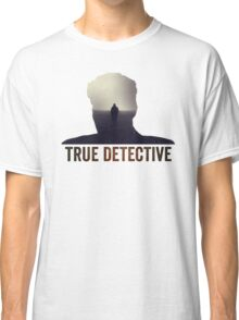 True Detective Intro Tshirt Classic T-Shirt