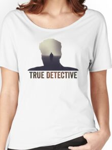 True Detective Intro Tshirt Women's Relaxed Fit T-Shirt