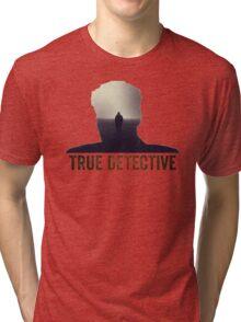 True Detective Intro Tshirt Tri-blend T-Shirt