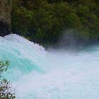 Huka Falls by lezvee