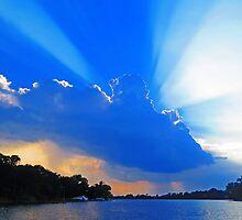 Shooting the Sun by Eileen McVey