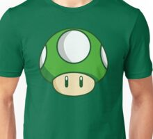 1 UP Shroom Unisex T-Shirt