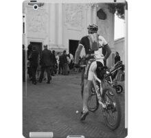 Cyclist iPad Case/Skin