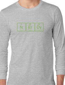 Nerdy Long Sleeve T-Shirt