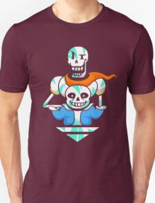 Sans and Papyrus Arrow Unisex T-Shirt