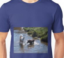 Maisie and Cindy (Hot in the mid-day Sun) Unisex T-Shirt