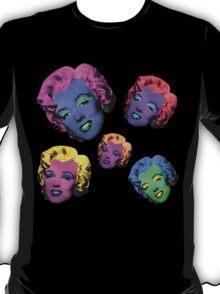 Vampire Marilyn 5b T-Shirt