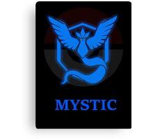 TEAM MYSTIC - POKEMON GO! Canvas Print