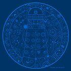 Sign of the Dalek by merrywrath