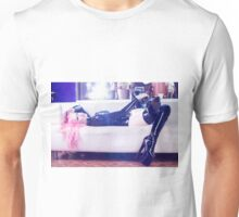 Latex on the couch Unisex T-Shirt