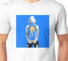Marilyn Monroe For Golden States Warrior Unisex T-Shirt