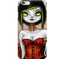 Minousha II iPhone Case/Skin