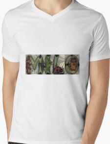 Milo Mens V-Neck T-Shirt
