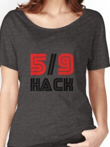 Mr. Robot - 5/9 hack Women's Relaxed Fit T-Shirt