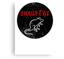 We are Mouse Rat! Canvas Print