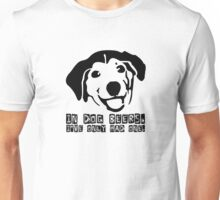 Dog Beer Funny T shirt Quote Animals Drunk Alcohol Cool Joke Unisex T-Shirt