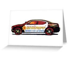 DeKalb County Sheriff Search and Destroy T-Shirt Greeting Card