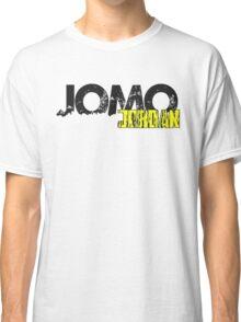 """JordanJoMo """"Fade Away"""" Classic T-Shirt"""