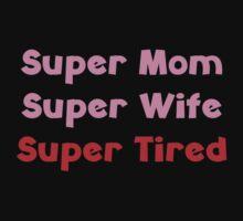 Super Tired by DesignFactoryD