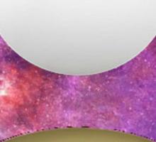 Galactic Shroom Sticker