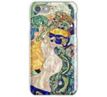 Gustav Klimt - Baby (Cradle)  iPhone Case/Skin