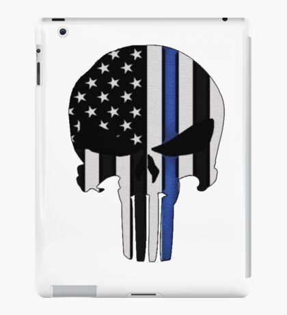 Police Punisher iPad Case/Skin