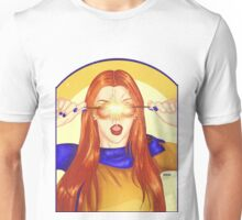 Jean Grey Mocking Cyclops Unisex T-Shirt