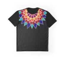 Sun Tiles Graphic T-Shirt