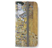 Gustav Klimt - Adele  iPhone Wallet/Case/Skin