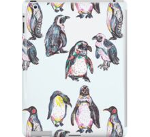 Penguin Party iPad Case/Skin