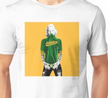 Marilyn Monroe For Oakland AS Unisex T-Shirt