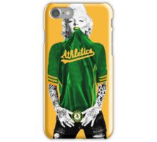 Marilyn Monroe For Oakland AS iPhone Case/Skin