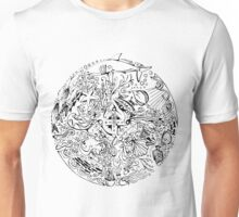 Under The Sea ink Unisex T-Shirt