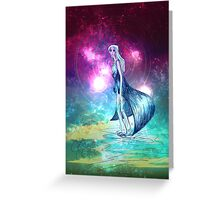 The Spacewalker Greeting Card
