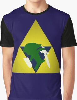 Triforce Toon Link Graphic T-Shirt