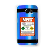 NOS Blue Case Samsung Galaxy Case/Skin