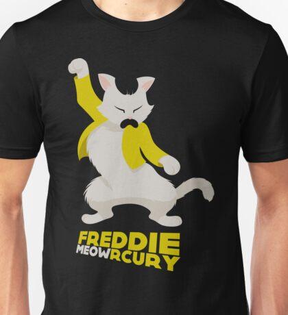 Freddie Meowrcury Unisex T-Shirt