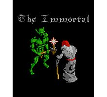 THE IMMORTAL - NES CLASSIC GAME Photographic Print