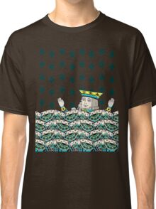 Red King Overboard Classic T-Shirt