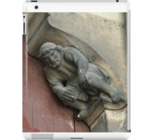 The weight of the world Cathedral Laon France 19840507 0035 iPad Case/Skin