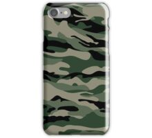 Military Camouflage iPhone Case/Skin