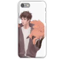 Neil Josten - Foxes with Foxes iPhone Case/Skin