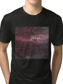 Light Amongst The Storm Clouds Tri-blend T-Shirt