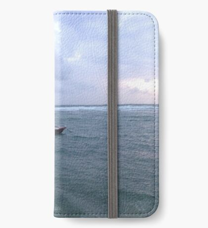 Sunset Beach Holiday iPhone Wallet/Case/Skin